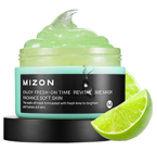 Mizon Enjoy Fresh-On Time Revital Lime Mask - Maska do twarzy - Limonka 100ml