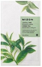 Mizon Joyful Time Essence Mask Green Tea Nawilżajaca maska w płachcie 23g