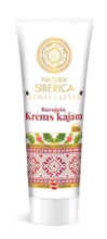 Natura Siberica Loves Latvia Odżywczy krem do stóp 75ml