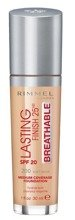 Rimmel Lasting Finish25h BREATHABLE Podkład do twarzy 200 Soft Beige 30ml