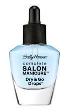 Sally Hansen Salon Manicure Dry & Go Drops - Wysuszacz do lakieru, 11 ml