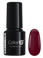 Silcare Color It Premium Hybrid Gel - Lakier hybrydowy 640 6g