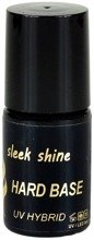 Sleeek Shine Hard Base UV Hybrid Baza hybrydowa Hard 5ml