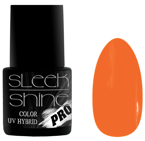 Sleek Shine Pro Lakier hybrydowy 383 Orange Juice