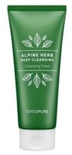 Swiss Pure Alpine Herb Deep Cleansing Foam Pianka do mycia twarzy 150ml