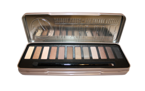 W7 In The Buff Natural Nudes Eye Colour Palette - Paleta 12 cieni do powiek, 15,6 g