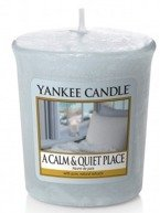 Yankee Candle Sampler Świeca A Calm & Quiet Place 49g