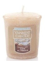 Yankee Candle Sampler Świeca Cafe Al Fresco 49g