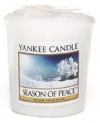 Yankee Candle Sampler Świeca Season Of Peace 49g
