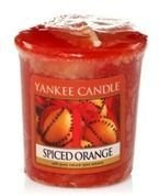 Yankee Candle Sampler Świeca Spiced orange
