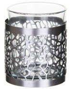 Yankee Candle Silver Votive Holder 1507953 - Świecznik