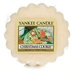 Yankee Candle Wosk Christmas Cookie