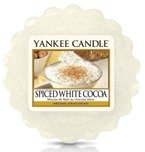 Yankee Candle Wosk Spiced White Cocoa