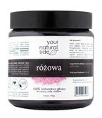 Your Natural Side Glinka różowa 100% naturalna 100g