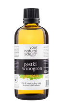 Your Natural Side Olej z pestek winogron 100% naturalny 100ml