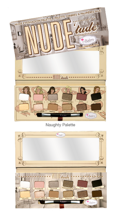 theBalm Nude Eyeshadow Palette Nude Tude  Paletka 12 cieni do powiek + MINI BAZA PUT A LID ON IT GRATIS