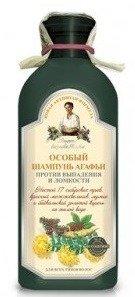 receptury babci agafii szampon przeciw wypadaniu włosów