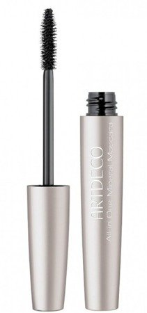 Artdeco All In One Mineral Mascara - Mineralny tusz pogrubiający 01 Black 6 ml