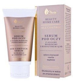 Ava Beauty Home Care Age Control Serum pod oczy z algami morskimi i Koenzymem Q10 50ml