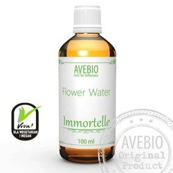 Avebio Flower Water Immortelle - Woda z nieśmiertellnika 100ml