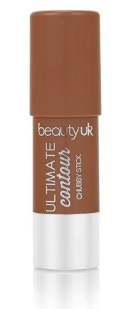 Beauty UK Ultimate Contour Chubby Stick - Sztyft do konturowania 1 Medium
