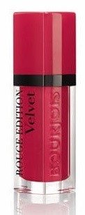 Bourjois Rouge Edition Velvet - Matowa pomadka do ust 02 Frambourjoise, 6,7 ml