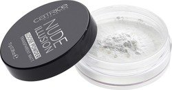 Catrice Nude Illusion Loose Powder Transparent Matt - Sypki puder matujący