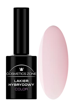 Cosmetics Zone Lakier hybrydowy 004 Pink Pudding 7ml