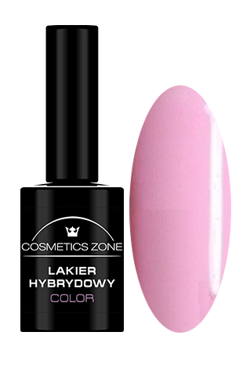 Cosmetics Zone Lakier hybrydowy PST 21 Candy floss 7ml