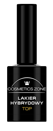 Cosmetics Zone Top do lakieru hybrydowego 15ml