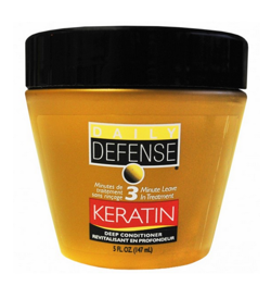 Daily Defense 3 minute Keratin Deep Conditioner - 3 minutowa keratynowa odżywka do włosów, 147 ml