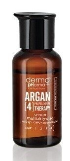 Dermo Pharma Serum multiaktywne Argan+ Komplex Maxvital 10ml