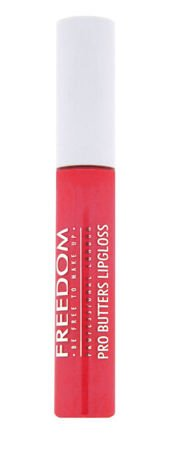 Freedom Makeup PRO Butters Lipgloss - Błyszczyk do ust  Cats Whiskers