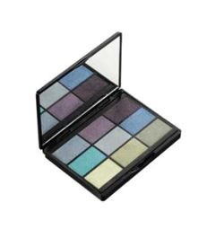 GOSH 9 Shades Shadow Collection - Paletka 9 cieni do powiek 002 To Have Fun With In LA, 12 g