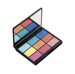 GOSH 9 Shades Shadow Collection - Paletka 9 cieni do powiek 003 To Play With In Vegas, 12 g