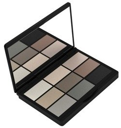 GOSH 9 Shades Shadow Collection - Paletka 9 cieni do powiek 004 To Be Cool In Copenhagen 12 g