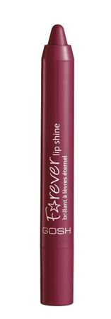 GOSH Forever Lip Shine - Pomadka w sztyfcie 010 Lady Like, 1,5 g