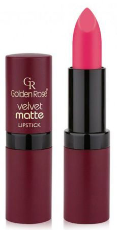 Golden Rose Velvet matte lipstick Matowa pomadka do ust 04