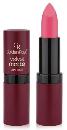Golden Rose Velvet matte lipstick Matowa pomadka do ust 09