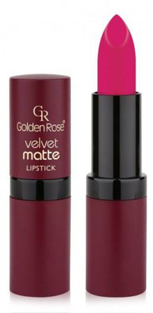 Golden Rose Velvet matte lipstick Matowa pomadka do ust 11