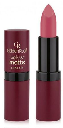 Golden Rose Velvet matte lipstick Matowa pomadka do ust 12
