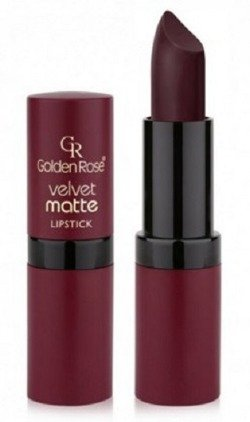 Golden Rose Velvet matte lipstick Matowa pomadka do ust 29