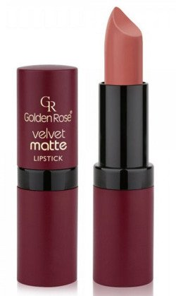 Golden Rose Velvet matte lipstick Matowa pomadka do ust 31