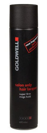 Goldwell Salon Only hair lacquer mega hold - Lakier do włosów 5, 600ml