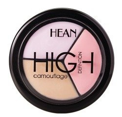 HEAN High Definition Camouflage Eye Mix - Mix korektorów kamuflujących pod oczy 6 g