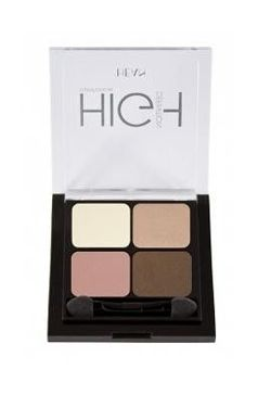 HEAN High Definition Eyeshadow - Poczwórne cienie do powiek  411 Nude