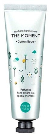 Holika Holika The Moment Hand Cream Cotton Bebe - Perfumowany krem do rąk 30ml