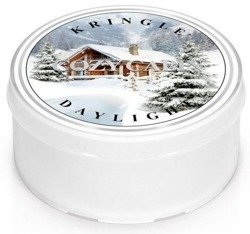 Kringle Candle Daylight - Świeczka Cozy cabin