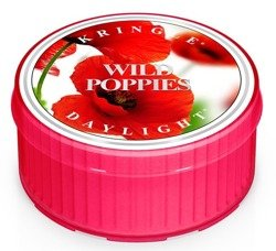 Kringle Candle Daylight - Świeczka Wild poppies
