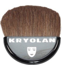 Kryolan Dermacolor Light Setting Powder Natural - Puder naturalny - utrwalający  N2 beżowy, 20 g